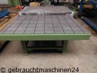Anreißplatte-rautiert1800 x 1200 x 160 mm