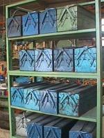 Werkzeugkasten aus MetallGedore und andere